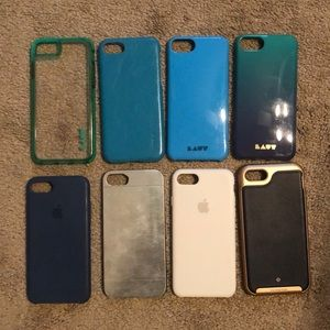 Other - iPhone 7/8 Cases (assorted)